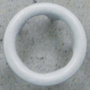 NBK/リングスナップボタン 12mm 白 100組/F12-84-100【01】【取寄】手芸用品 ソーイング資材 ボタン 手作り 材料