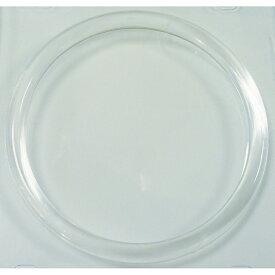 ジャスミン/プラスチックリングハンドル 2個 透明/P273S-CR【01】【取寄】