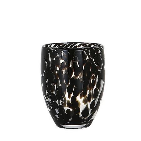 ダルトン/グラス カップ ジェントルマン トータスB ブラック/A515-263B/BK【01】【取寄】《 雑貨 キッチン用品・調理器具 ガラスグラス・タンブラー 》