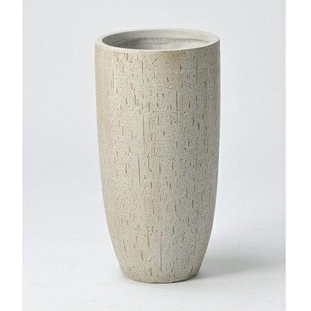 アスカ/ポット(S) スト−ン/A-10691-011S【01】【取寄】《 花器、リース 花器・花瓶 プラスチック・アクリル花器 》
