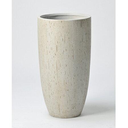 アスカ/ポット(L) スト−ン/A-10692-011S【01】【取寄】《 花器、リース 花器・花瓶 プラスチック・アクリル花器 》