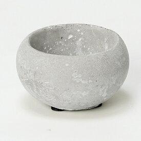 アスカ/ラウンドベース スト−ン/A-10684-011S【01】【01】【取寄】《 花器、リース 花器・花瓶 陶器花器 》