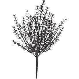 【造花】MAGIQ(東京堂)/ワイルドプランツブッシュ #20 ブラック/FG008734-020【01】【取寄】《 造花(アーティフィシャルフラワー) 造花葉物、フェイクグリーン その他の造花葉物・フェイクグリーン 》