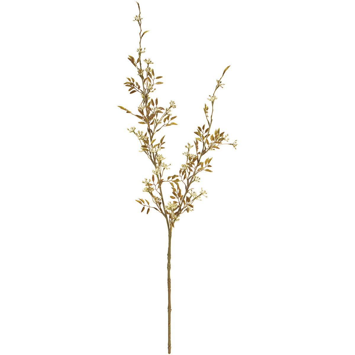 【造花】MAGIQ(東京堂)/ワイルドディルフラワー #1 クリーム/FM002144-001【01】【取寄】《 造花(アーティフィシャルフラワー) 造花 花材「た行」 その他「た行」造花花材 》