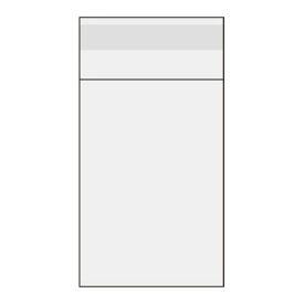 original works/テープ付き透明袋 M2 70×100 100枚/50-1299【01】【取寄】ラッピング用品 ・梱包資材 ラッピングペーパー(包装紙) セロハン・OPPロール 手作り 材料