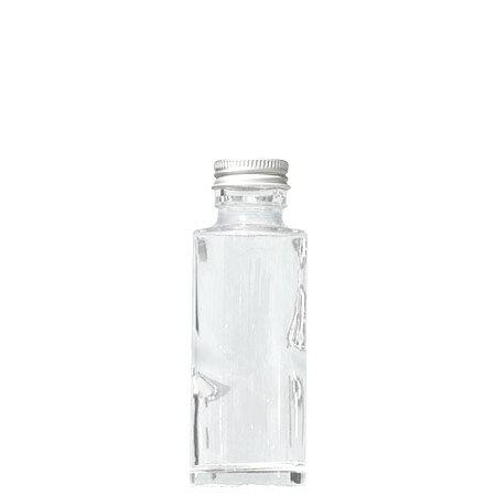 即日★ハーバリウム瓶(丸)100ml アルミ銀キャップ付【00】《花資材・道具 ハーバリウム材料 ハーバリウム オイル》