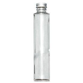 即日 ハーバリウム瓶(丸)200ml アルミ銀キャップ付《ハーバリウム 瓶・ボトル ガラス瓶》