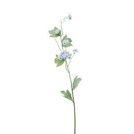 【造花】YDM/フォレストスノービバーナム ライトブルー/FS-6978-LBL【01】【01】【取寄】《 造花(アーティフィシャルフラワー) 造花 花材「は行」 ビバーナム 》