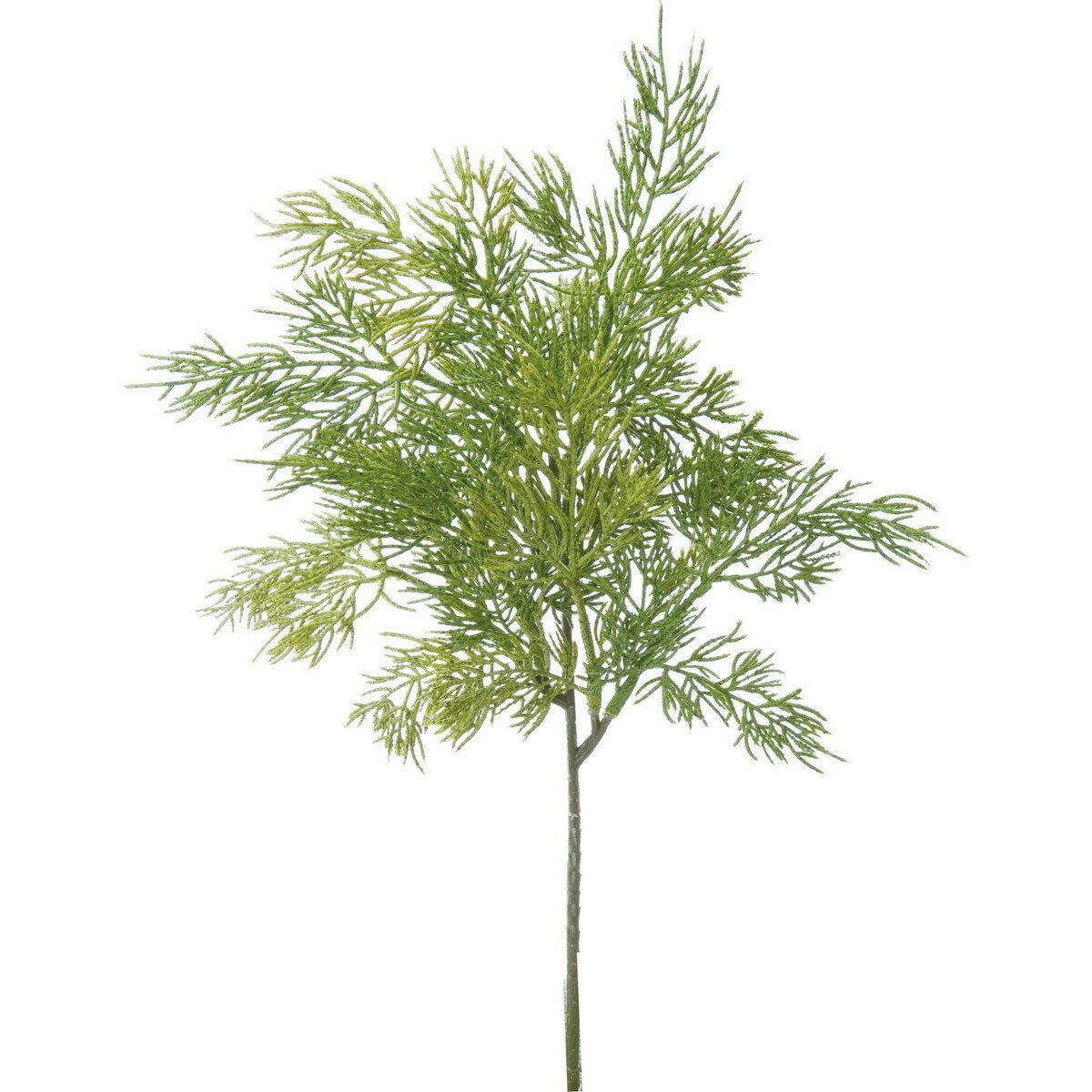 【造花】YDM/ゴールドクレストブランチ グリーン/FG-4834-GR【01】【取寄】《 造花(アーティフィシャルフラワー) 造花葉物、フェイクグリーン ファーン 》