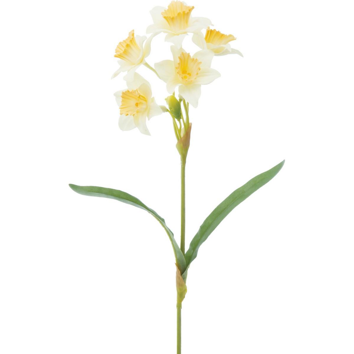 【造花】YDM/スイセン イエロー/FS-5246-Y/Y【01】【取寄】《 造花(アーティフィシャルフラワー) 造花 花材「さ行」 スイセン(水仙) 》