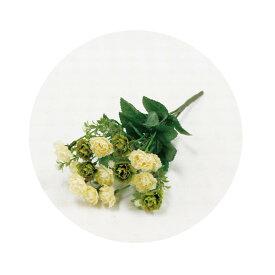 【造花】丸和貿易/CT触媒加工 CTポンヌフブーケ ミニフラワー ホワイト/420736201【01】【取寄】《 造花(アーティフィシャルフラワー) 造花 花材「は行」 その他「は行」造花花材 》