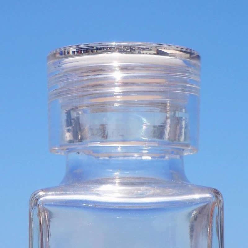 即日 ハーバリウム瓶専用 透明キャップ(単品)《花資材・道具 ハーバリウム材料 ハーバリウム オイル》