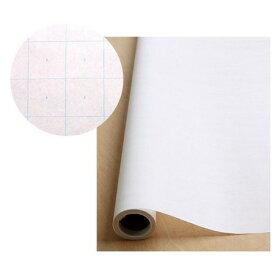 河口/グリーンカット 広幅洋裁用製図用紙 方眼タイプ(TK78370)/F4-001【01】【取寄】