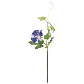 【造花】MAGIQ(東京堂)/江戸朝顔 #5 ホワイトブルー/FM000203-005【01】【取寄】