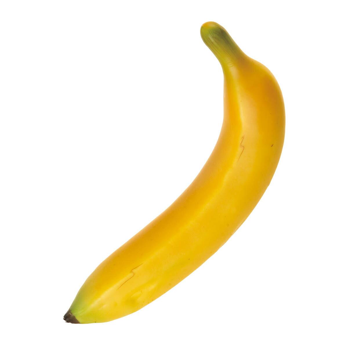 【造花】バナナ イエロー/FV003030【01】【01】【取寄】《 造花(アーティフィシャルフラワー) 造花実物、フェイクフルーツ フルーツ、ベジタブル 》