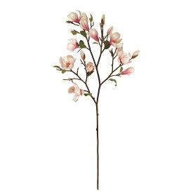 【造花】MAGIQ(東京堂)/マグノリアブランチ クリームモーブ/FW023470【01】【取寄】《 造花(アーティフィシャルフラワー) 造花 花材「ま行」 モクレン(木蓮)・マグノリア 》