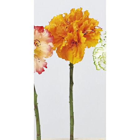 【造花】アスカ/シャクナゲ NO.030 オレンジ/A-33345-30【01】【取寄】《 造花(アーティフィシャルフラワー) 造花 花材「さ行」 その他「さ行」造花花材 》