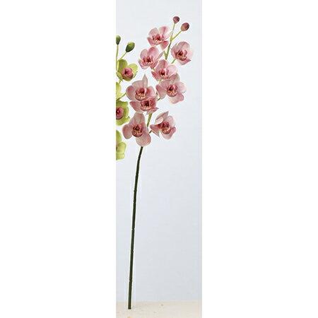 【造花】アスカ/シンビジューム×9 つぼみ×2 NO.055 モーブ/A-33336-55【01】【取寄】《 造花(アーティフィシャルフラワー) 造花 花材「さ行」 シンビジューム 》