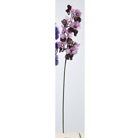 【造花】アスカ/バンダオーキッド×11 #015L ライトバーガンディ/A-33324-15【01】【01】【取寄】《 造花(アーティフィシャルフラワー) 造花 花材「ら行」 ラン(蘭)・オーキッド 》