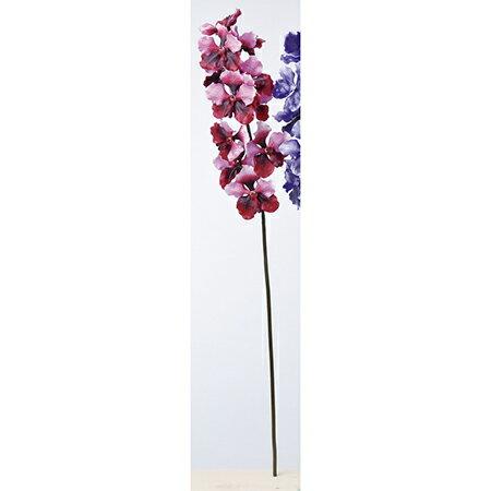 【造花】アスカ/バンダオーキッド×11 #003R ピンクレッド/A-33324-3【01】【01】【取寄】《 造花(アーティフィシャルフラワー) 造花 花材「ら行」 ラン(蘭)・オーキッド 》