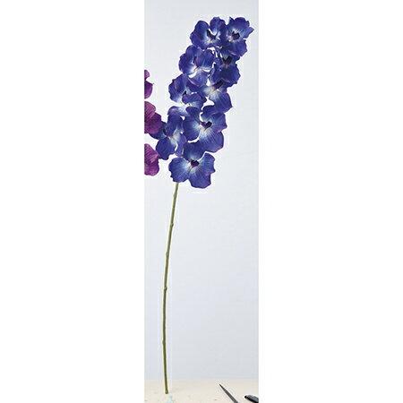 【造花】アスカ/バンダオーキッド×9 #009P ブルーパープル/A-33401-9【01】【01】【取寄】《 造花(アーティフィシャルフラワー) 造花 花材「ら行」 ラン(蘭)・オーキッド 》