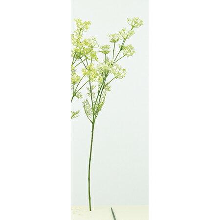 【造花】アスカ/ディルフラワー×8 NO.052 ホワイトグリーン/A-33256-52【01】【取寄】《 造花(アーティフィシャルフラワー) 造花 花材「た行」 その他「た行」造花花材 》