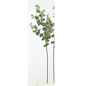 【造花】アスカ/ユーカリ #051A グリーン/A-42766-51【01】【取寄】