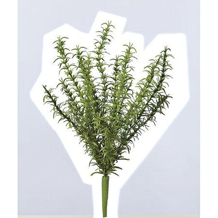 【造花】アスカ/ローズマリーブッシュ NO.051A グリーン/A-42823-51【01】【取寄】《 造花(アーティフィシャルフラワー) 造花葉物、フェイクグリーン ハーブ 》