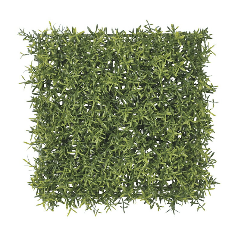 【造花】アスカ/ローズマリーマット NO.051A グリーン/A-42794-51【01】【取寄】《 造花(アーティフィシャルフラワー) 造花葉物、フェイクグリーン ハーブ 》