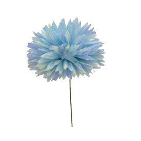 【造花】パレ/ミニアリウム ライトブルー/P-8400-71【01】【取寄】《 造花(アーティフィシャルフラワー) 造花 花材「あ行」 アリウム 》
