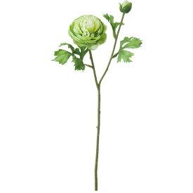 【造花】YDM/コレッタラナンキュラス グリーン/FA-7138-GR【01】【01】【取寄】《 造花(アーティフィシャルフラワー) 造花 花材「ら行」 ラナンキュラス 》