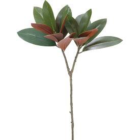 【造花】YDM/マグノリアリーフブランチ グリーン/FG-4880-GR【01】【取寄】