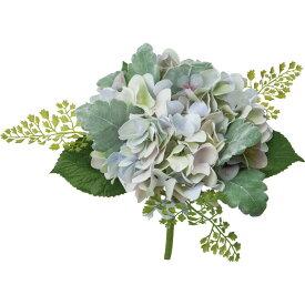 【造花】YDM/フローラルハイドレンジアブッシュ ブルーラベンダー/FB-2481-B/L【01】【01】【取寄】《 造花(アーティフィシャルフラワー) 造花 花材「あ行」 あじさい(紫陽花) 》