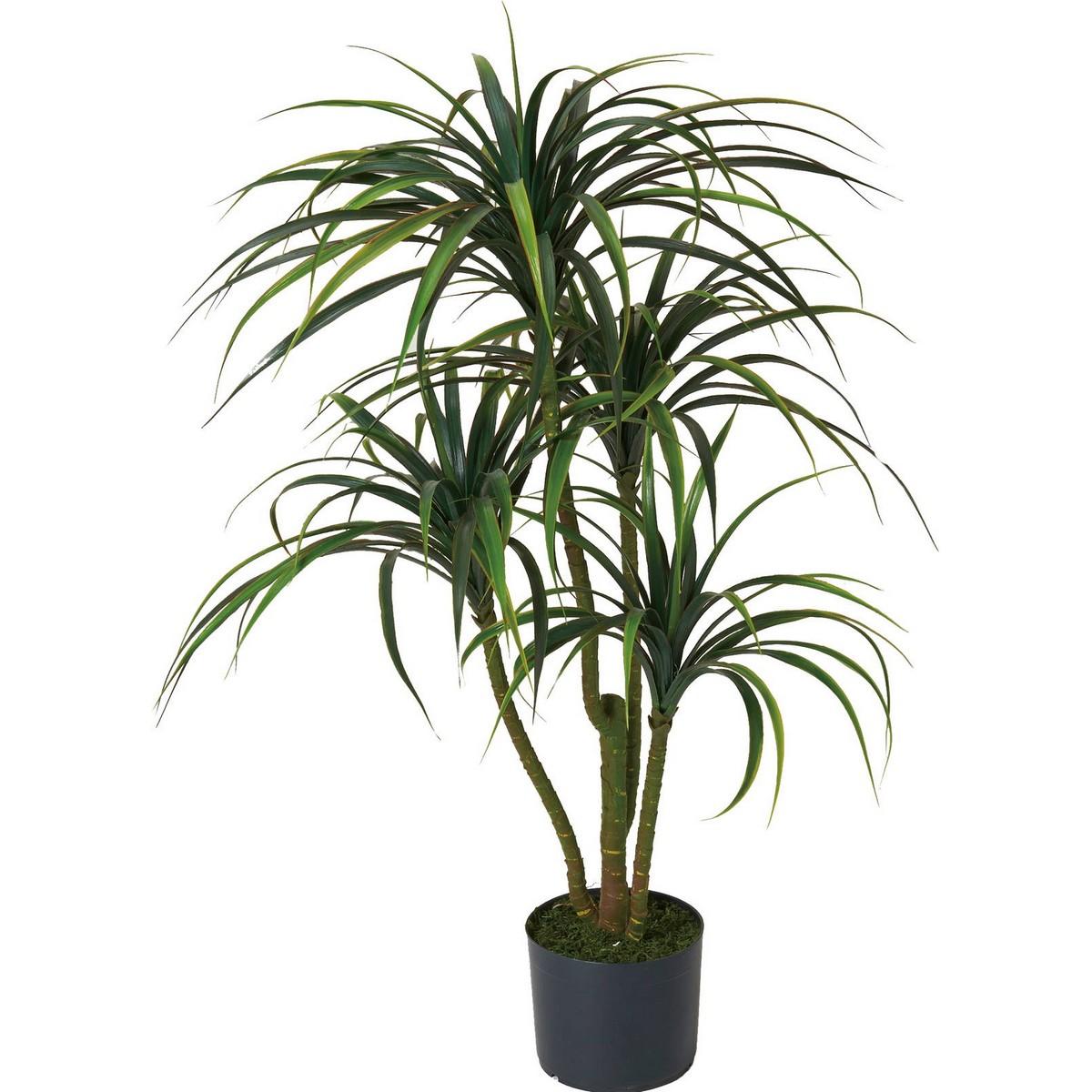 【造花】YDM/ユッカツリー グリーン/GL-5199-GR【01】【取寄】《 造花(アーティフィシャルフラワー) 造花枝物 その他の造花枝物 》