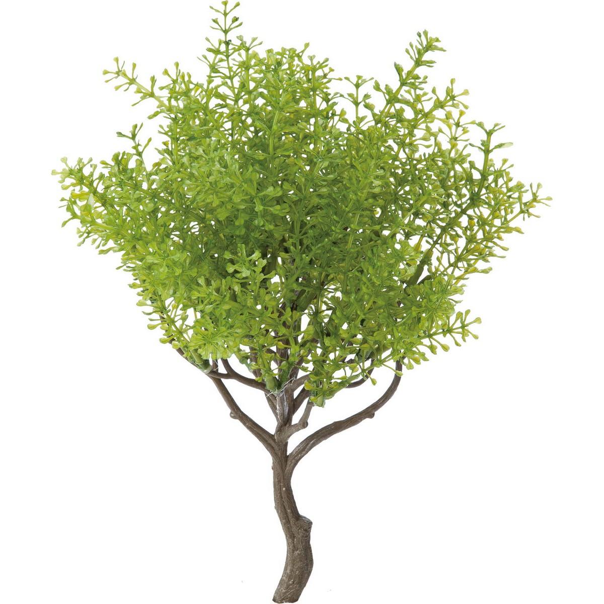 【造花】YDM/シダーツリー グリーン/GL-5176-GR【01】【01】【取寄】《 造花(アーティフィシャルフラワー) 造花葉物、フェイクグリーン ファーン 》