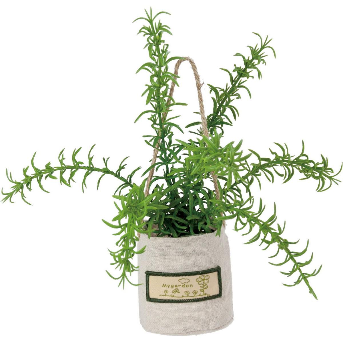 【造花】YDM/ローズマリーハンギング/GLA-1263【01】【取寄】《 造花(アーティフィシャルフラワー) 造花ギフト フラワーアレンジ 》