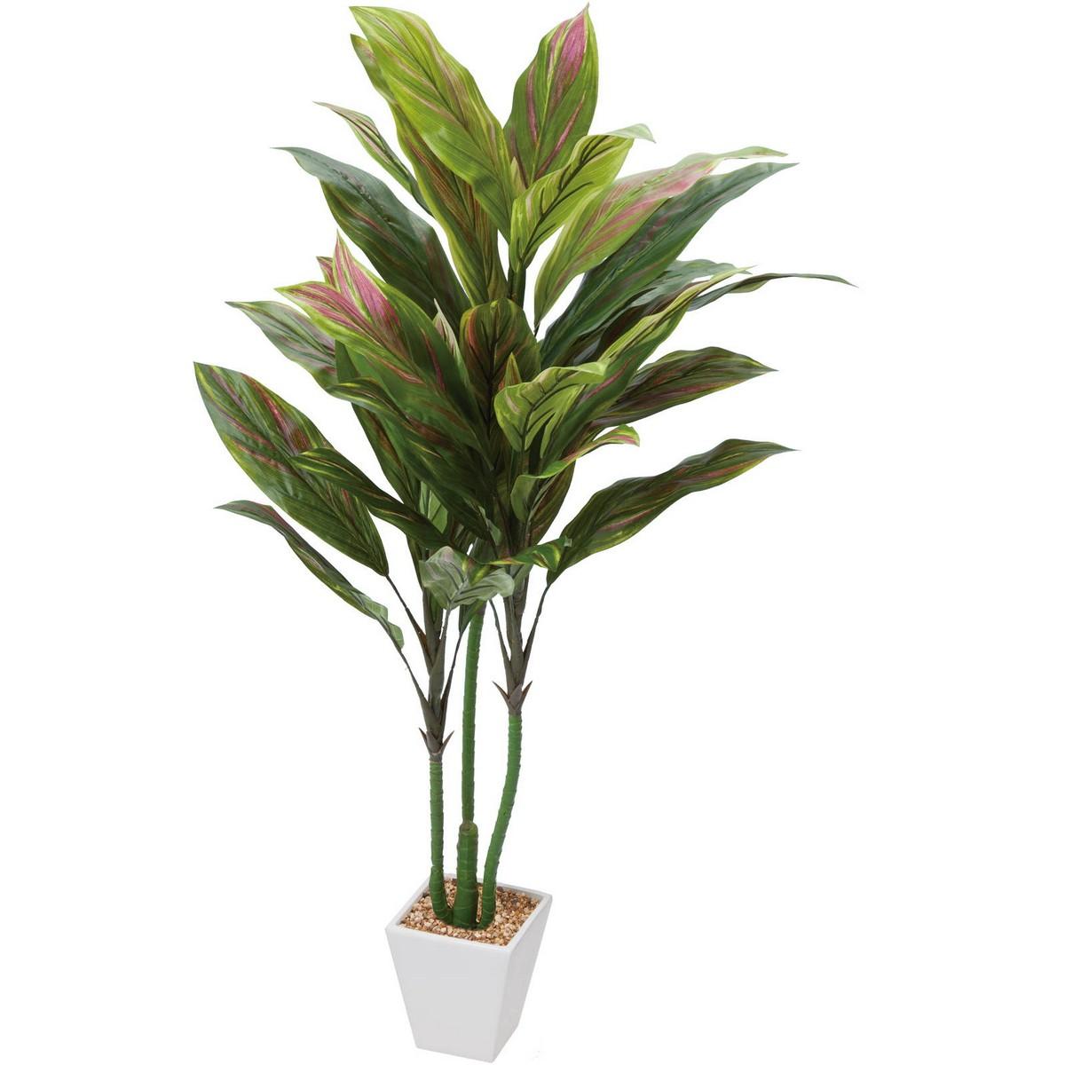 【人工観葉植物】YDM/コルディリネ グリーン/GLA-1435-GR【01】【取寄】《 造花(人工観葉植物) 人工観葉植物「か行」 コルデリネ 》