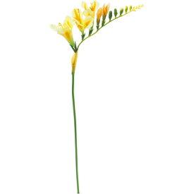 【造花】YDM/フリージア イエロー/FS-7867-Y【01】【01】【取寄】《 造花(アーティフィシャルフラワー) 造花 花材「は行」 フリージア 》