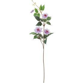 【造花】YDM/クレマチス ライトラベンダー/FA-7141-L/L【01】【01】【取寄】《 造花(アーティフィシャルフラワー) 造花 花材「か行」 クレマチス 》