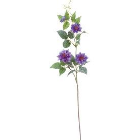【造花】YDM/クレマチス ラベンダー/FA-7141-LAV【01】【01】【取寄】《 造花(アーティフィシャルフラワー) 造花 花材「か行」 クレマチス 》