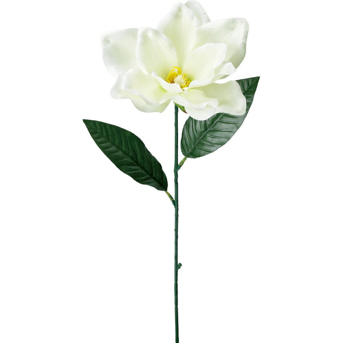 【造花】YDM/シングルマグノリア クリーム/FF -2917-CR【01】【01】【取寄】《 造花(アーティフィシャルフラワー) 造花 花材「ま行」 モクレン(木蓮)・マグノリア 》
