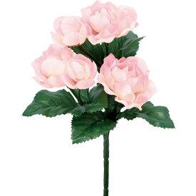 即日 【造花】YDM/ラナンキュラスブッシュ ピンク/FB -2489-P《 造花(アーティフィシャルフラワー) 造花 花材「ら行」 ラナンキュラス 》