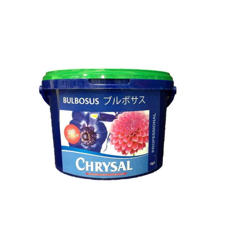 クリザール/ブルボサス 球根切花用(パウダータイプ) 2kg 【01】【取寄】《 花資材・道具 切花栄養剤・促進剤 クリザール 》
