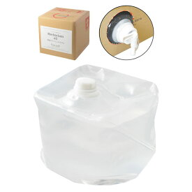 即日 kinari/ハーバリウムオイル(ミネラルオイル) 5Lパックinボックス《ハーバリウム オイル ミネラルオイル(流動パラフィン)》