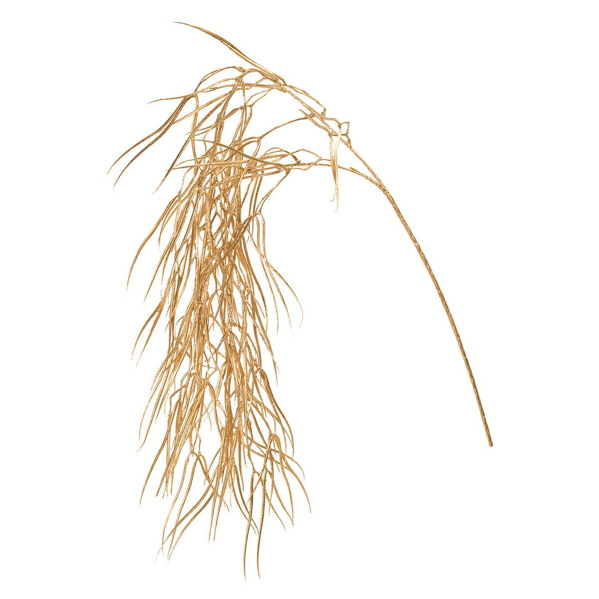【造花】東京堂(MAGIQ)/ゴールドミルクブッシュ GOLD/FJ008220【01】【取寄】《 造花(アーティフィシャルフラワー) 造花葉物、フェイクグリーン その他の造花葉物・フェイクグリーン 》