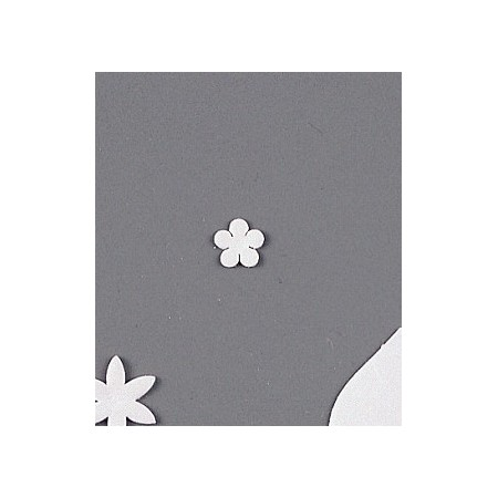 サンセイ/C-223 ユキヤナギ・コデマリ ビロード 30枚/362235【01】【01】【取寄】《 花資材・道具 アクセサリー ペーパーフラワー用品 》