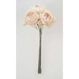 【造花】アスカ/ラナンキュラスバンチ (1束3本) #004 ピーチ/A-33445-4【01】【01】【取寄】《 造花(アーティフィシャルフラワー) 造花 花材「ら行」 ラナンキュラス 》
