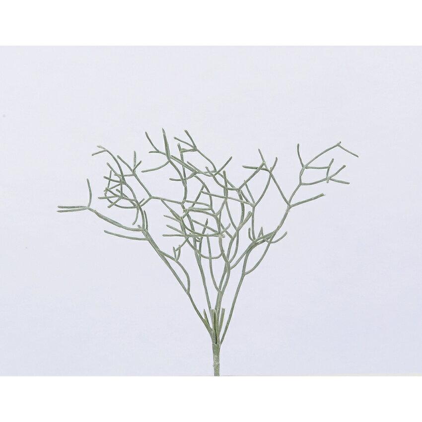 【造花】アスカ/ミルクブッシュ NO.051F フロストグリーン/A-43018-51F【01】【取寄】《 造花(アーティフィシャルフラワー) 造花葉物、フェイクグリーン その他の造花葉物・フェイクグリーン 》