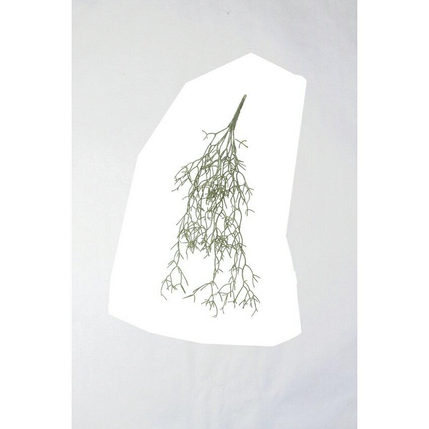 【造花】アスカ/ハンギングミルクブッシュ NO.051F フロストグリーン/A-43019-51F【01】【取寄】《 造花(アーティフィシャルフラワー) 造花葉物、フェイクグリーン その他の造花葉物・フェイクグリーン 》
