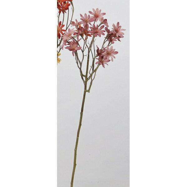 【造花】アスカ/アスタースプレー×18 NO.055 モーブ/A-33474-55【01】【取寄】《 造花(アーティフィシャルフラワー) 造花 花材「あ行」 アスター 》